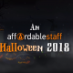 Affordable Staff Halloween